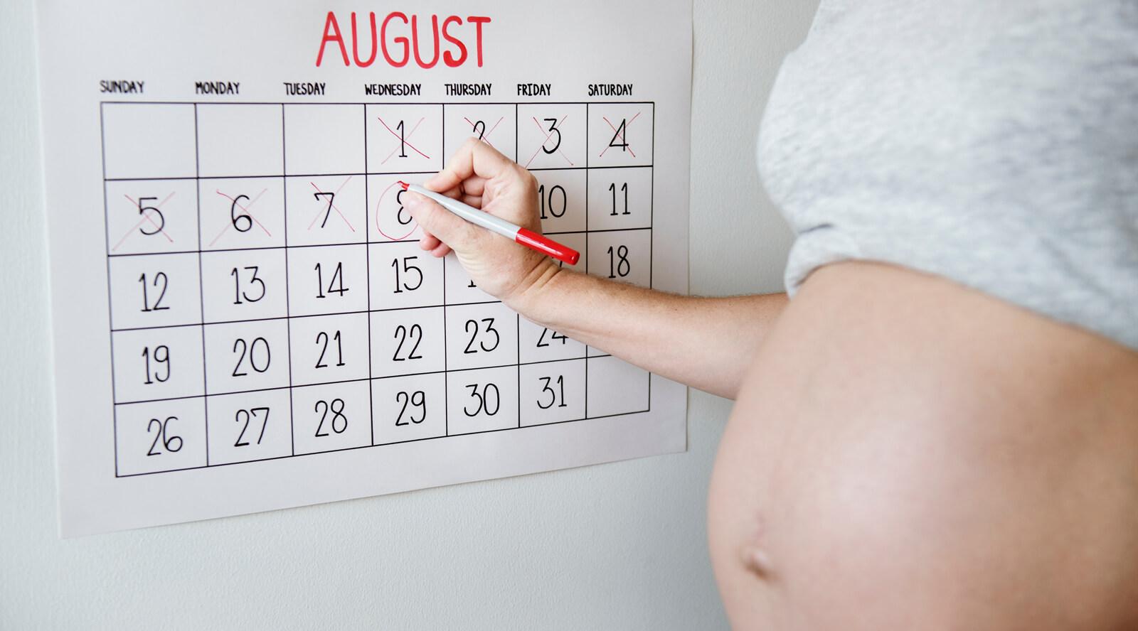 Pijnlijke voeten bij zwangerschap